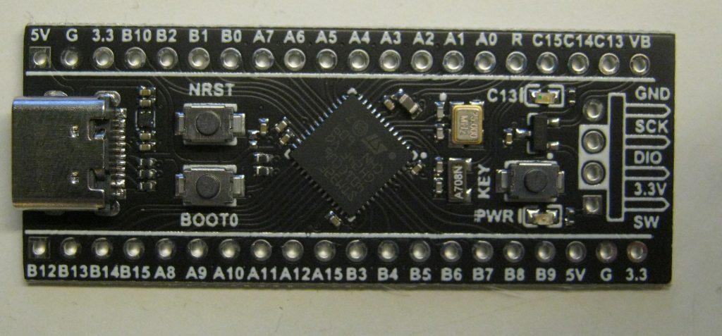 Black Pill - STM32F401CCU6 - V1.3