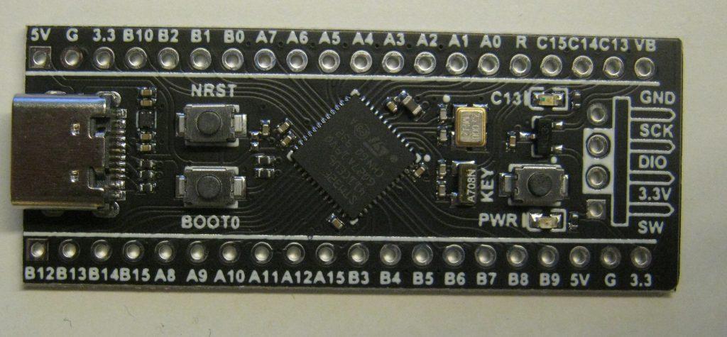 Black Pill - STM32F411CEU6 - V1.3